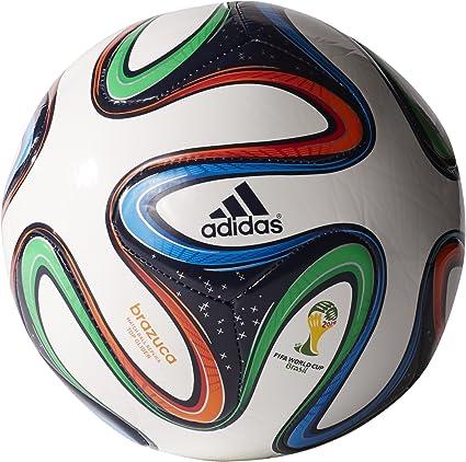 adidas D86688 Brazuca Réplica Top Glider – Balón de fútbol ...