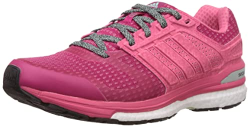 coupon codes more photos sale usa online adidas Damen Supernova Sequence 8 Laufschuhe, Rose