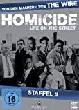 Homicide - Life on the Street, Staffel 3 [3 DVDs]