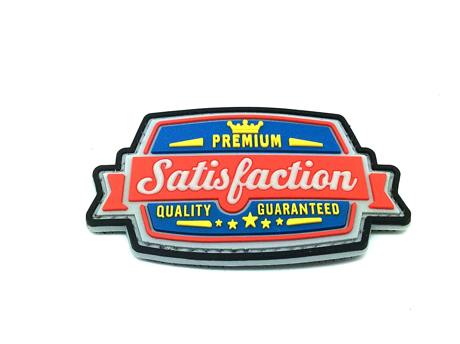 Satisfacción garantizada Airsoft PVC Parche Patch Nation