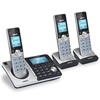 VTech CS5159-3 3-Handset Dect 6.0 Cordless Phone with Answering System and Caller...