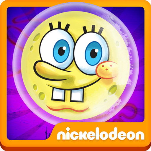 SpongeBob Marbles & Slides (Fire - Games Nick Spongebob