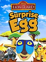LION GUARD SURPRISE EGG of Rafiki and Lion Guard Series 2 Blind Bags with Kion and Surprise Blind Bags by Epic Toy Channel