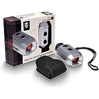 Colin Montgomerie Unisex Digital Golf Distance Finder, Silver, One Size