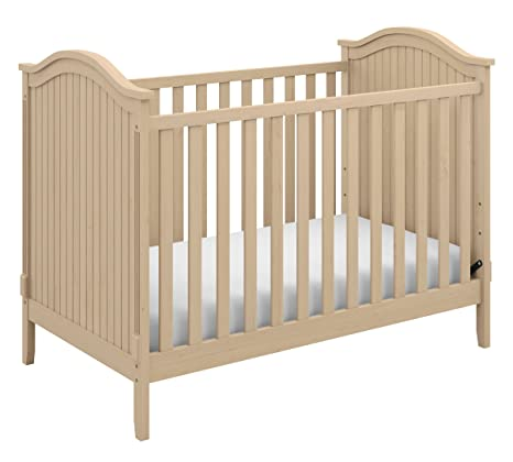 Storkcraft Monterey 3-in-1 Convertible Crib, Driftwood Easily Converts to Toddler Bed & Day Bed,...