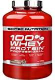 Scitec Nutrition - Post-Workout Recovery & Muscle Growth, 100% Whey Protein Powder Shake - Chocolate Cookie Cream Flavour - 2350g