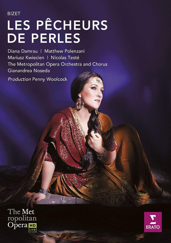 Les Pêcheurs De Perles [DVD]