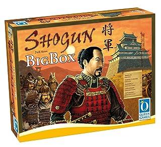 Shogun Big Box Strategy Board Game Queen Games 20142
