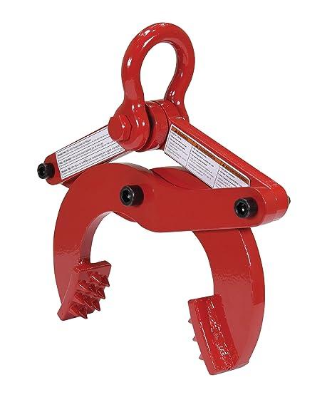 5000 lbs Capacity Vestil PAL-12 Steel Single Scissor Pallet Puller 7 Opening x 2-3//4 Height Jaw 3- Pack