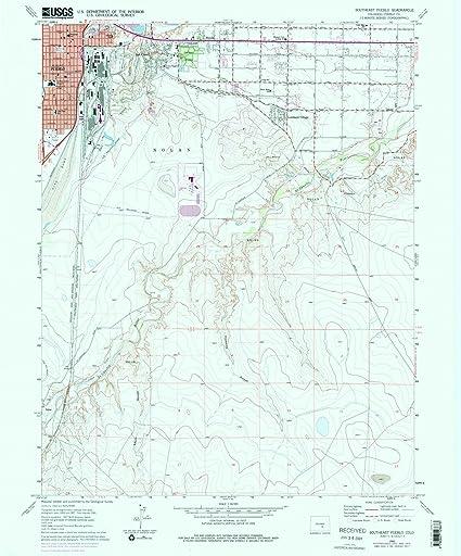 Amazon.com: Colorado Maps  1960 Southeast Pueblo, CO USGS Historical ...
