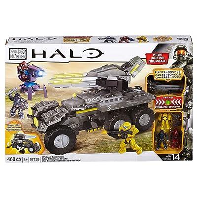 Mega Bloks Halo UNSC Anti-Armor Cobra: Toys & Games