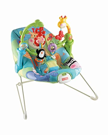 1d9d921d6 Amazon.com   Fisher-Price Discover  n Grow Activity Bouncer   Infant ...
