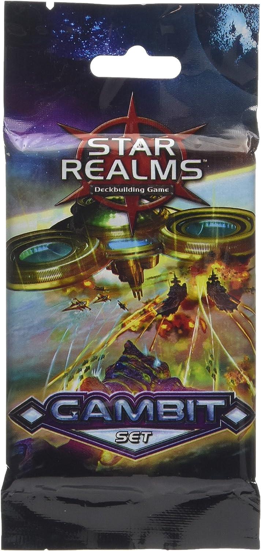 Expansión Star Realms: Gambit: Amazon.es: Juguetes y juegos