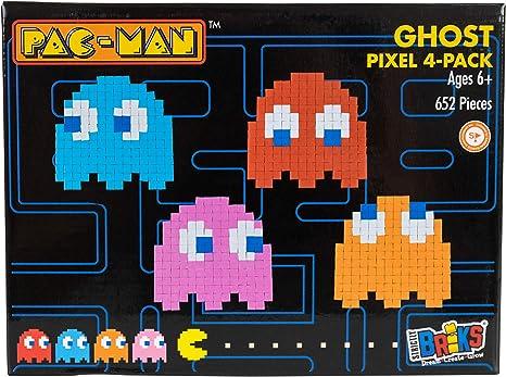 Strictly Briks - Pac-Man™ - Set de Ladrillos píxeles para ...