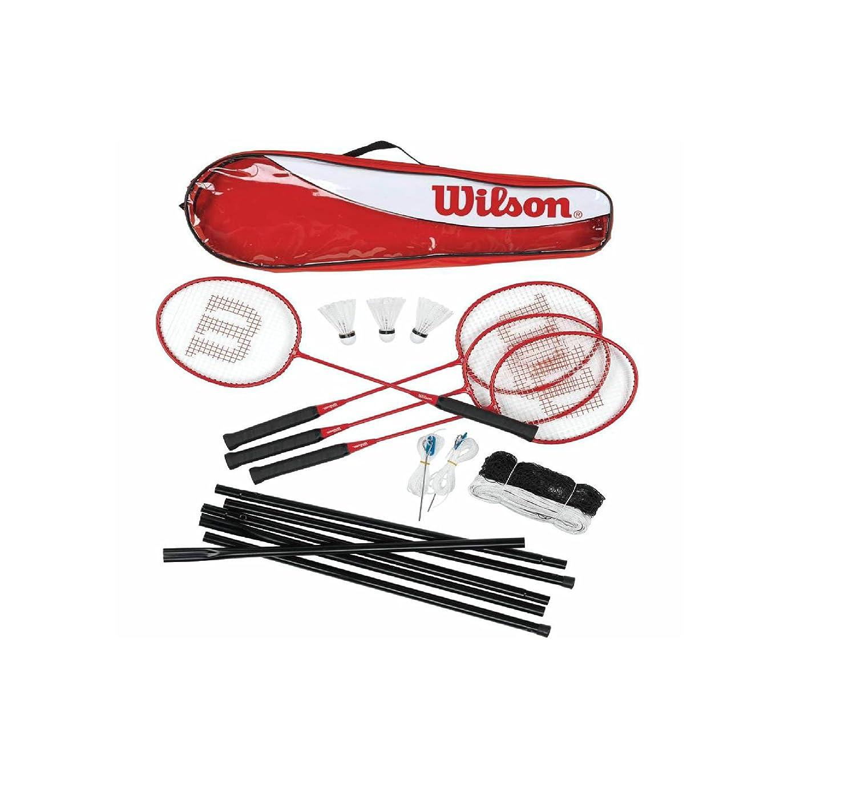 Comprar Badminton Kit Wilson para 4 jugadores en Amazon