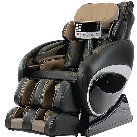 Attirant Osaki OS4000TA Model OS 4000T Zero Gravity Massage Chair, Black, Computer  Body Scan