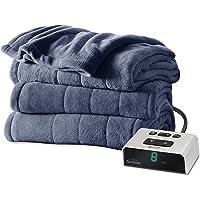 Sunbeam Microplush Heated Blanket
