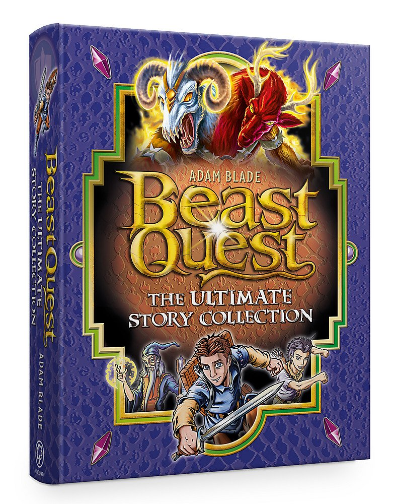 Download Beast Quest: Ultimate Collection pdf