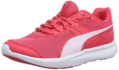 5f3bbeaeeb8 Puma Unisex Kids  Escaper Mesh Jr Running Shoes  Amazon.co.uk  Shoes ...