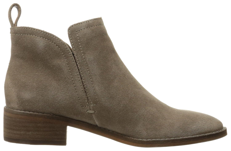 Dolce Vita Women's Tessey Boot B01D2SO6FG 8.5 B(M) US|Dark Taupe Suede