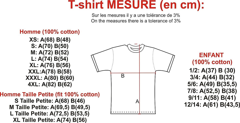 T Shirt Happy Serie Homme Enfant Licorne Nick Sax Tee Shirt Serie TV