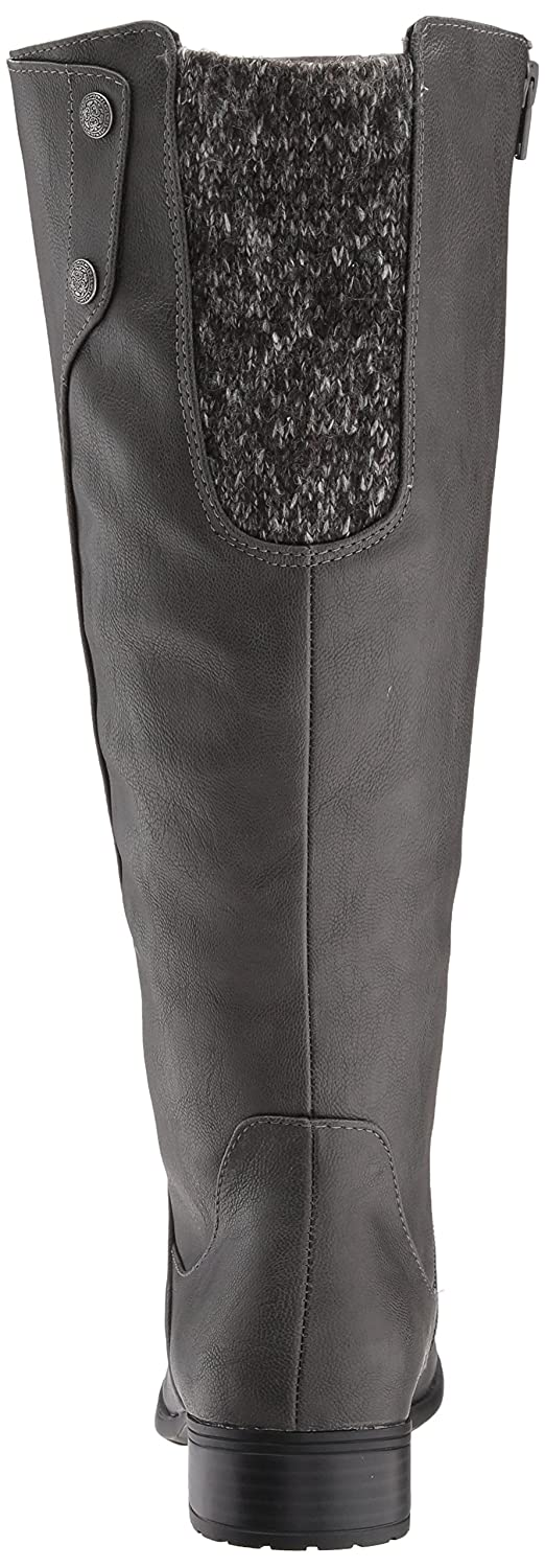 LifeStride Women's 8.5 Xripley-Wc Riding Boot B071GBKL25 8.5 Women's B(M) US|Dark Grey c527e3