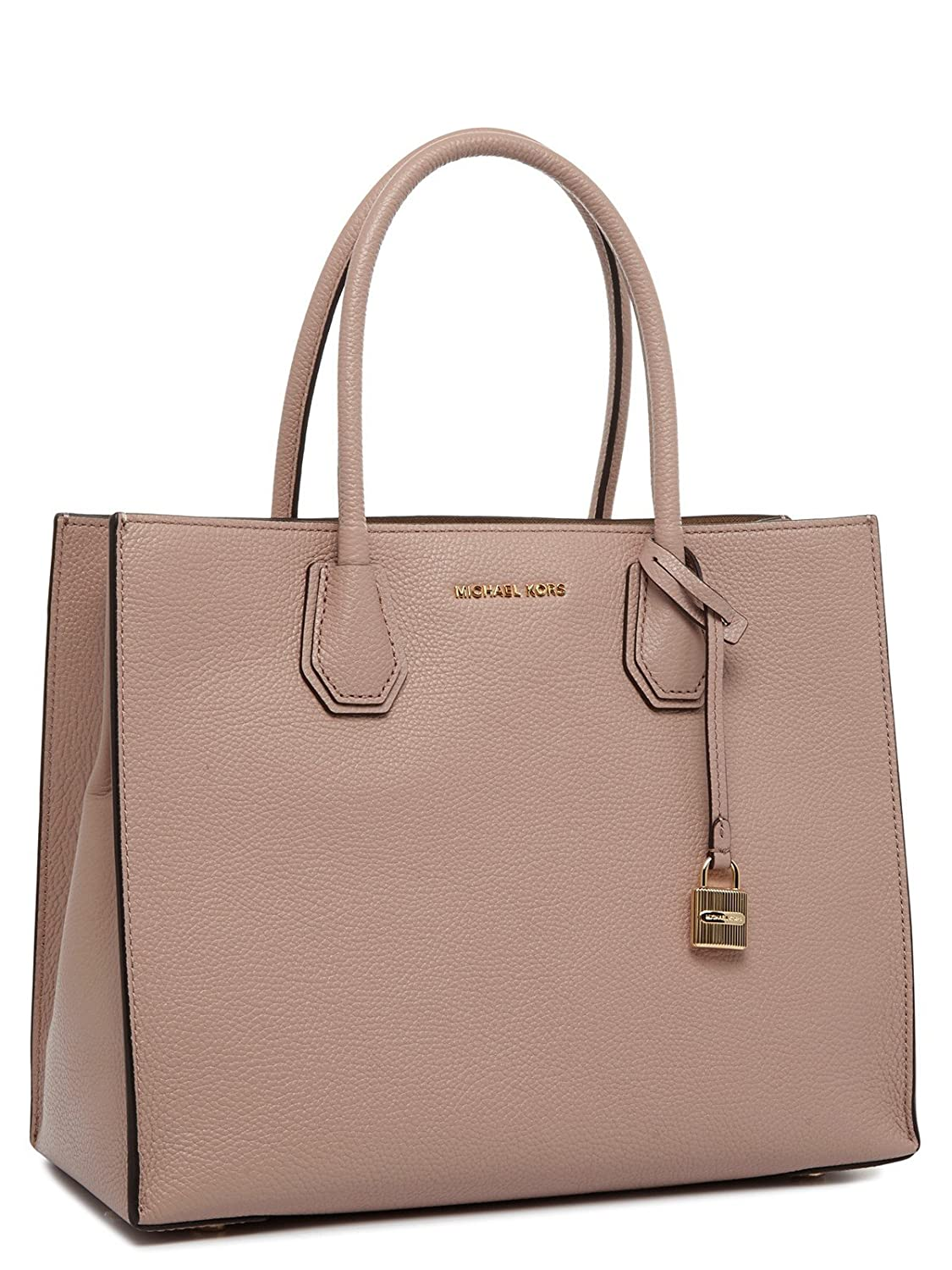 d994121a9125df Amazon.com: Michael Kors Women's Mercer Large Cong Tote, Fawn: Clothing