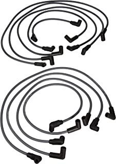 amazon federal parts corp 82998 mag xts custom wire automotive GM Wiring Harness federal parts 2912 spark plug wire set