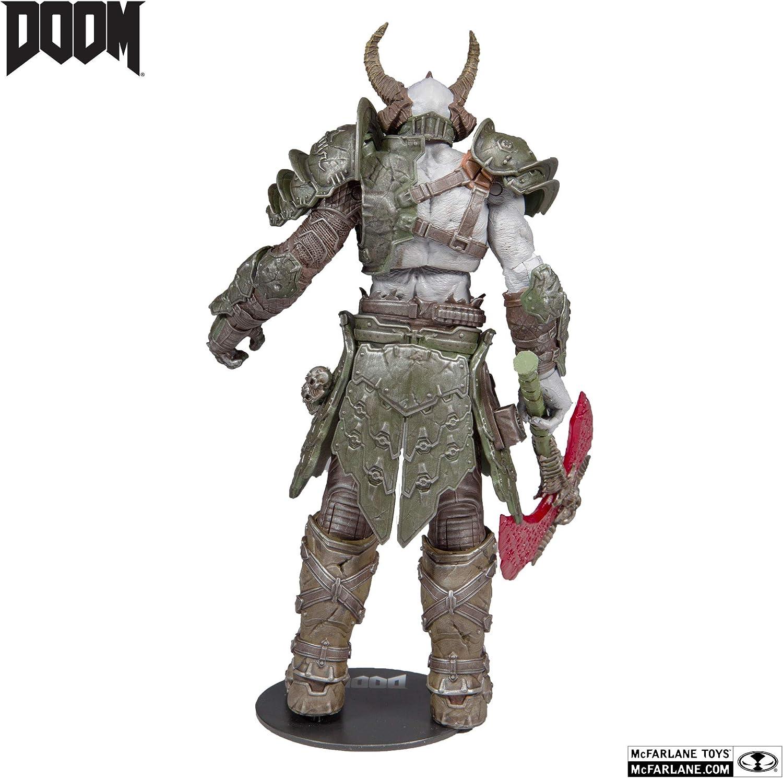 Amazon Com Mcfarlane Toys Doom Marauder Action Figure Toys Games