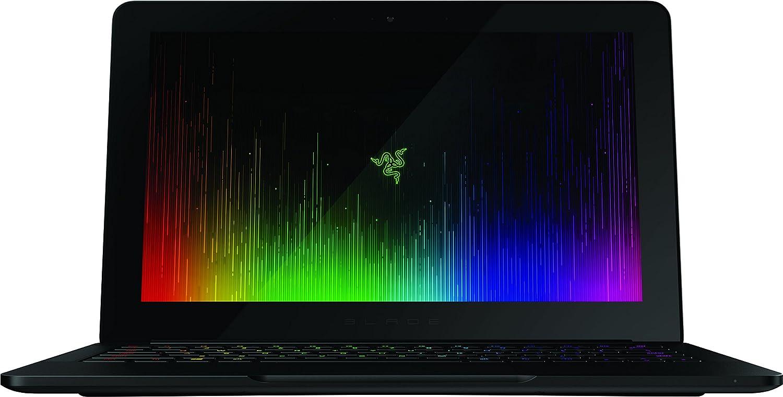 Razer Blade Stealth 31,75 cm (12,5 Zoll 4K Display) Ultrabook (Intel Core i7-7500U, 16GB RAM, 512GB SSD, Windows 10)