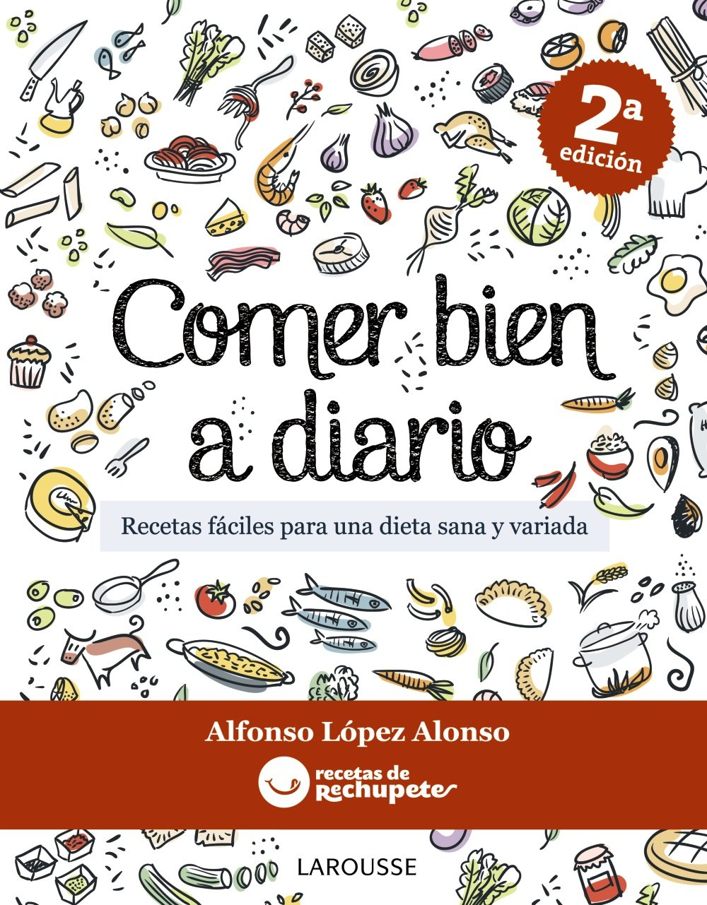 Download Comer bien a diario / Eating well on a daily basis (Spanish Edition) pdf epub