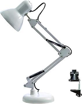 RASER - Lámpara Flexo LED de escritorio, de trabajo, de mesa con ...