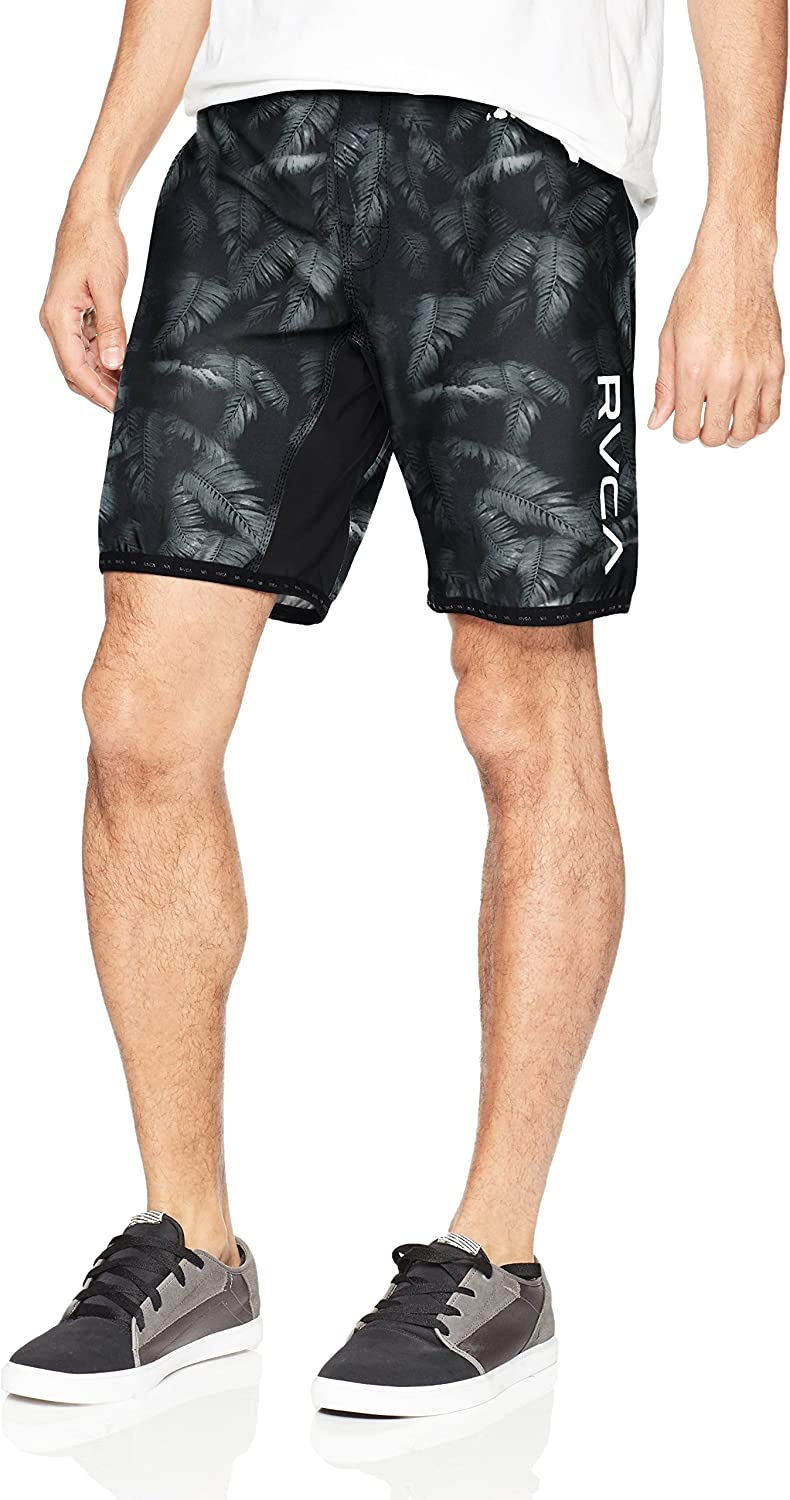RVCA Men's Bj Penn Scrapper Short