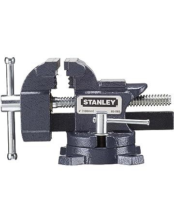 STANLEY 1-83-065 - Tornillo de banco de carga ligera Maxsteel 110mm