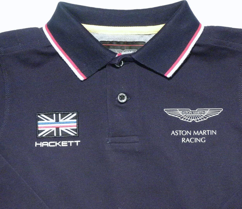 Hackett - Aston Martin Racing - Polo Manga Larga: Amazon.es: Ropa ...
