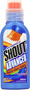 Shout Advanced Gel, 8.7-Ounce (Pack of 3)