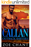 Callan (Outback Shifters Book 2)