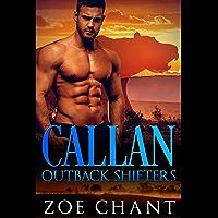 Callan (Outback Shifters Book 2) (English Edition)