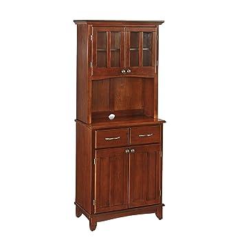 Home Styles 5001 0072 72 Buffet Of Series Medium Cherry Wood Top