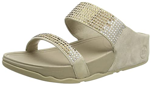 Fitflop Flare Slide - Sandali donna amazon-shoes