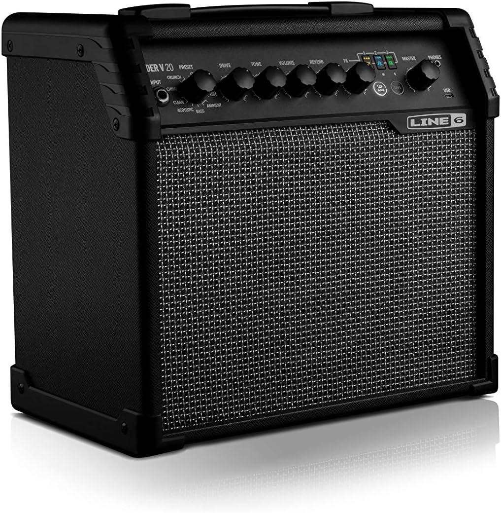 line6 Spider V 20: Amazon.es: Instrumentos musicales