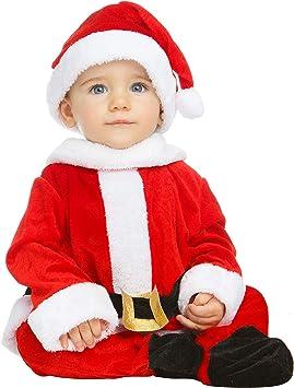 Oferta amazon: My Other Me Me-200417 Noël Disfraz Papa Noel para niño, 7-12 meses (Viving Costumes 200417)