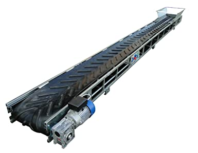 PORTABLE CONVEYOR BELT model EDILVEYOR GOLD L=3mt (9 8ft) also