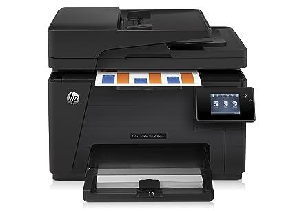 HP Laserjet Pro Color MFP M177FW - Impresora multifunción láser