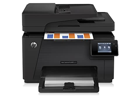 HP Laserjet Pro MFP M177fw - Impresora multifunción Color: Amazon ...