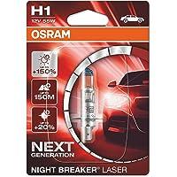 OSRAM NIGHT BREAKER LASER H1, Gen 2, +150%