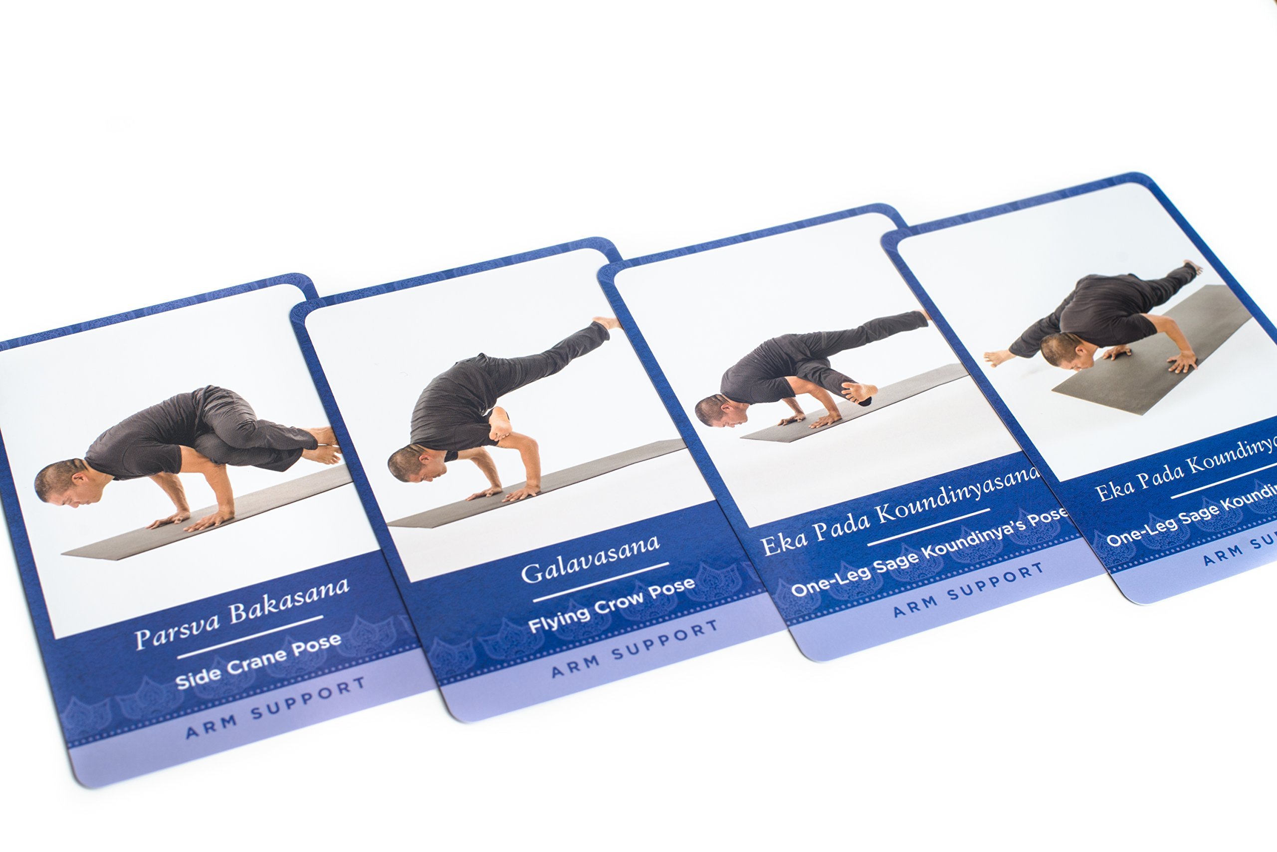 The Mark Stephens Yoga Sequencing Deck  Stephens, Mark Amazon.de ...