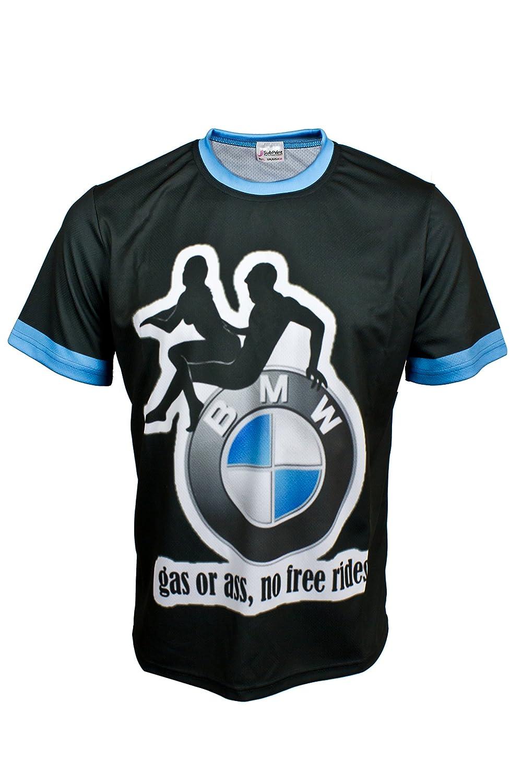 BMW M Power DTM Motor Sport negro - cara todo sublimación ...