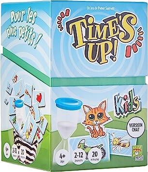 Asmodee - Tupki01N - Times Up Kids New: Amazon.es: Juguetes y juegos