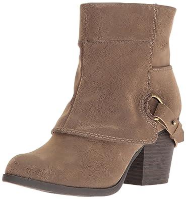 Fergalicious Women's Liza Boot, Taupe, ...